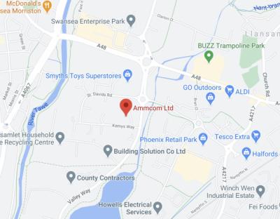 Ammcom Location
